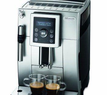 DeLonghi ECAM 23420 SB Cafetière automatique à Cappuccino avec buse vapeur Cappuccino Gris/noir (Import Allemagne): Description du produit:…