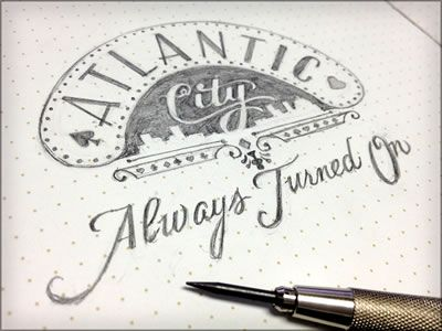 23 Beautiful Sketches from Dribbble   Inspiration