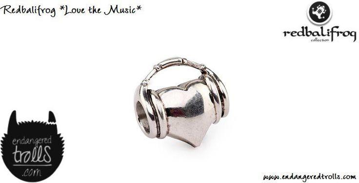 Redbalifrog Love the Music