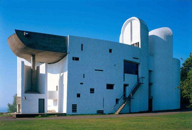 Obra Arquitectónica De Le Corbusier Es Declarada Patrimonio Mundial Por La Unesco Arquitectura Religiosa Obras Arquitectonicas Imagenes De Arquitectura