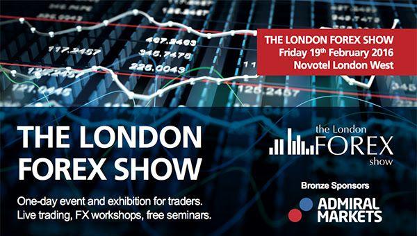 FxExpo Show London 19th FEB: Tarantula & Chris Speak
