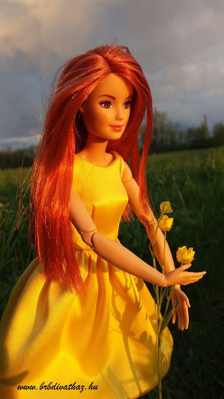 Handmade Barbie doll clothes by BRB divatház