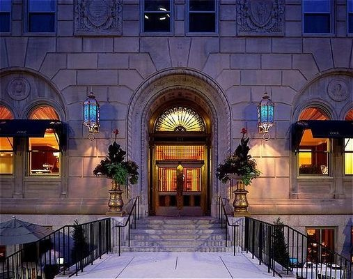 Back Bay Hotel Boston......i used to work there  :)