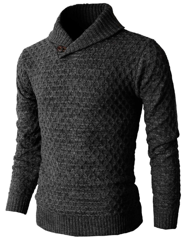 Knit Pattern Hexagon Sweater : 101 best images about Mens Clothing on Pinterest Two ...