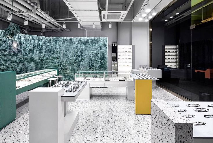 Endpiece: Super Cool Optician's Store in Seoul, South Korea by WGNB | http://www.yellowtrace.com.au/endpiece-optical-store-seoul-wgnb/