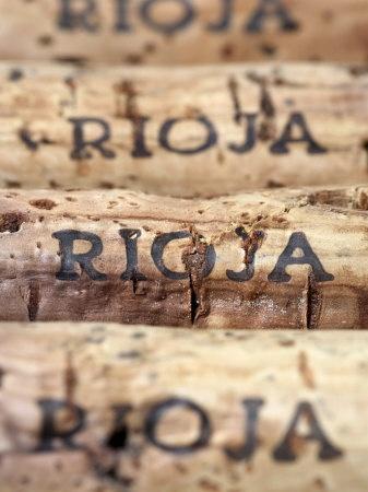 Corchos de Rioja.