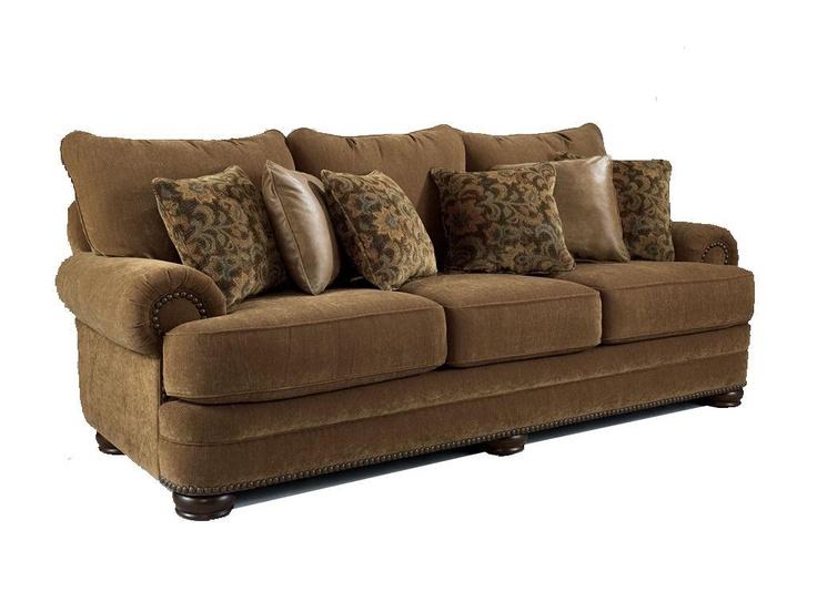 Lane Home Furnishings Living Room Stanton Stationary Sofa