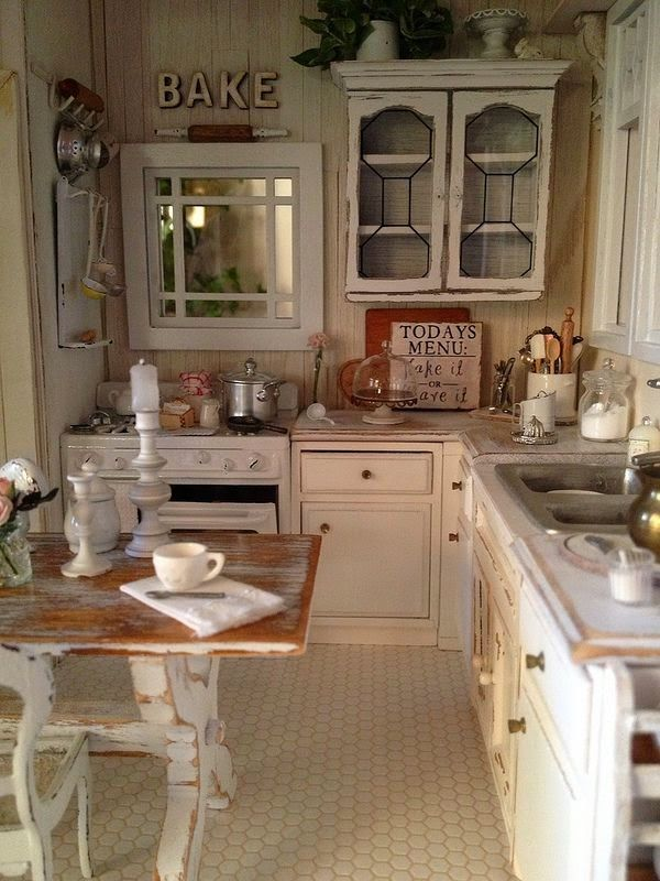 BOISERIE & C.: 15 best farmhouse kitchen