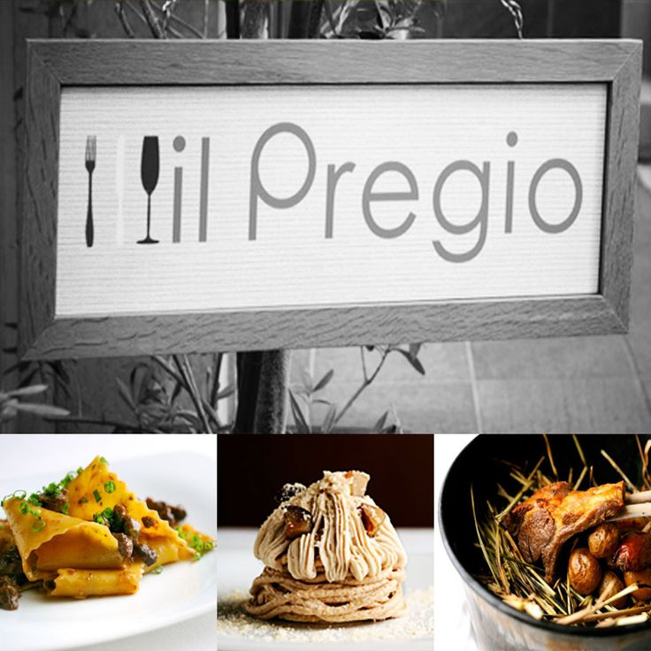 1 star - Restaurant Il Pregio - Tokio #italianfood #italianchef #italianrestaurant www.100ITA.com