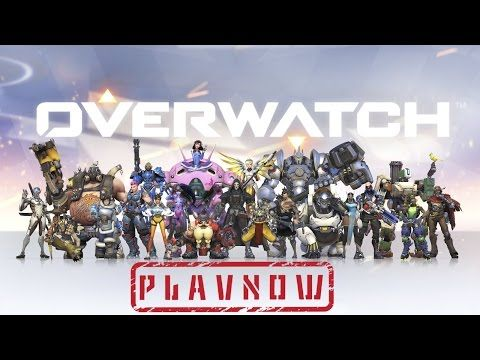 PlayNow : Overwatch (Closed Beta) - YouTube