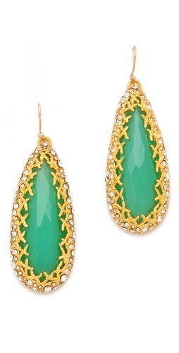 Alexis Bittar: Tear Earrings, Alexis Bittar Love, Alexis Bittar Repin, Bittar See, Alexis Bittar Like, Fashion Style, Emerald, Bags Diamonds Accessories, Alexis Bittar S