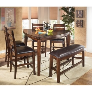 Larchmont Triangular Counter Height Dinette Its Not So Much This Particular Set That I Like Dining Table