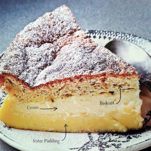 Многие слышали, наверное, о волшебном, или магическом пироге... Но не все! Я подробно расскажу, как испечь пирог, и не один - по этому необычному рецепту.  Вначале подробно о технологии приготовления …