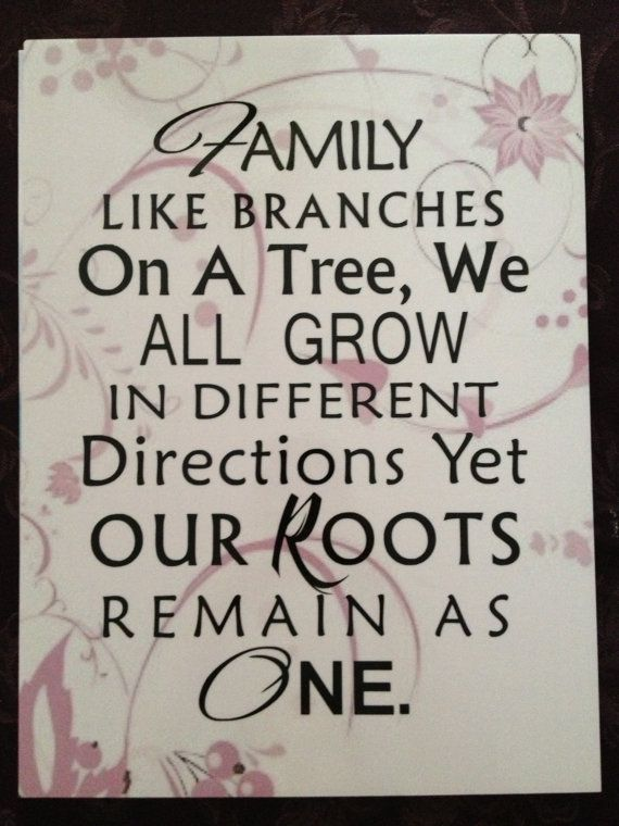 Vinyl Family Quote Wall Decor Sign on Printed by AllAboutSigns1, $25.00