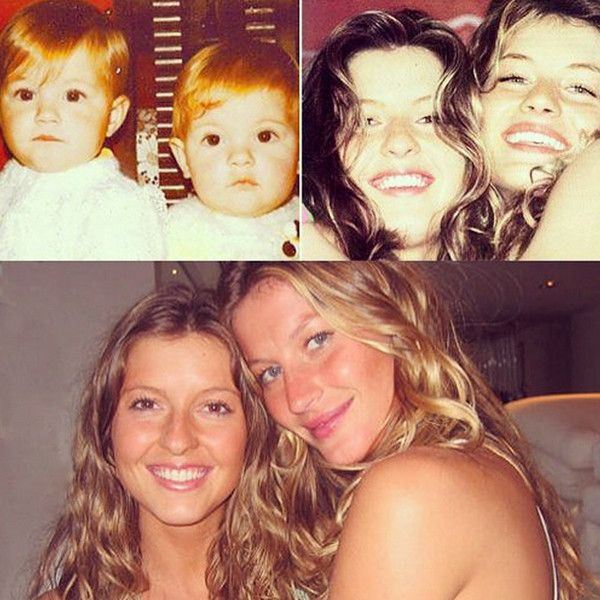 Gisele B�ndchen Celebrates 35th Birthday with Sweet Post to Twin Sister?Now See the Supermodel?s Top Runway Hits!