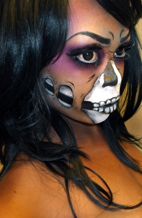 #makeup #makeup art #halloween #beauty