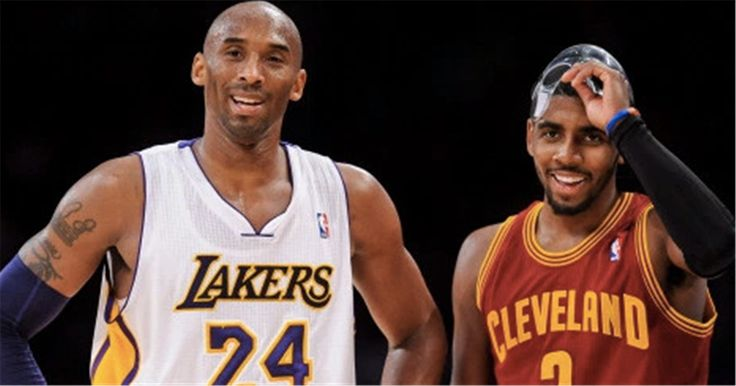 Kobe Bryant wants no blame for Kyrie Irving's trade request. The NBA legend responded to rumors that he somehow influenced the Cleveland Cavaliers point guard's request for