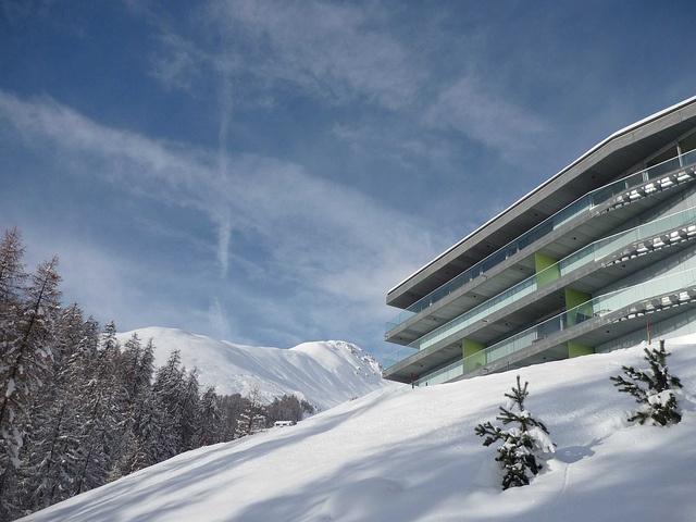 Hotel Castell, Zuoz. Architects UN Studio