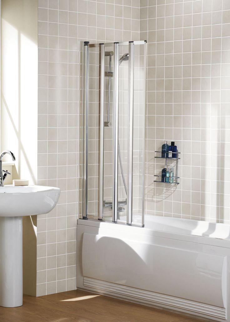 Framed Bath Screens    Lakes Bathrooms