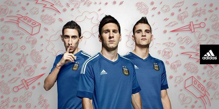 Camiseta alternativa para Chile2015