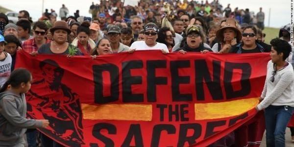 Intesa SanPaolo, smetti di investire nel Dakota Access Pipeline: minaccia le terre sacre degli indiani (mailbombing)