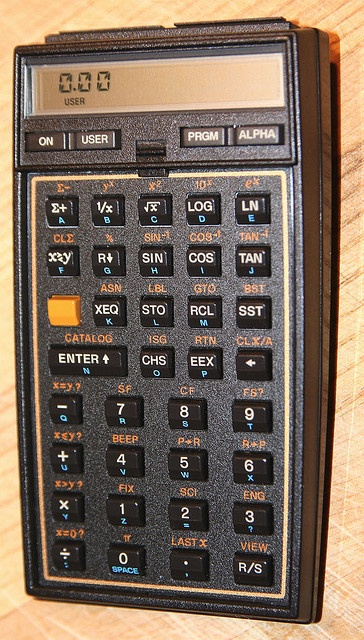 The HP-41CV, one of the best calculators made by Hewelett Packard. They don't make them like this anymore. http://hc.com.vn/ http://hc.com.vn/vien-thong.html http://hc.com.vn/vien-thong/dien-thoai-di-dong.html