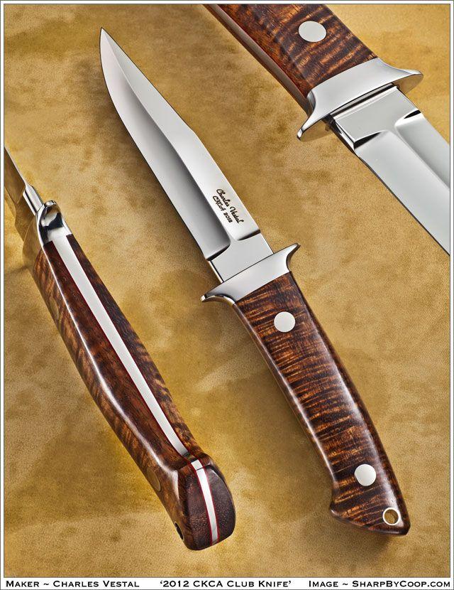 handgjorda knivar