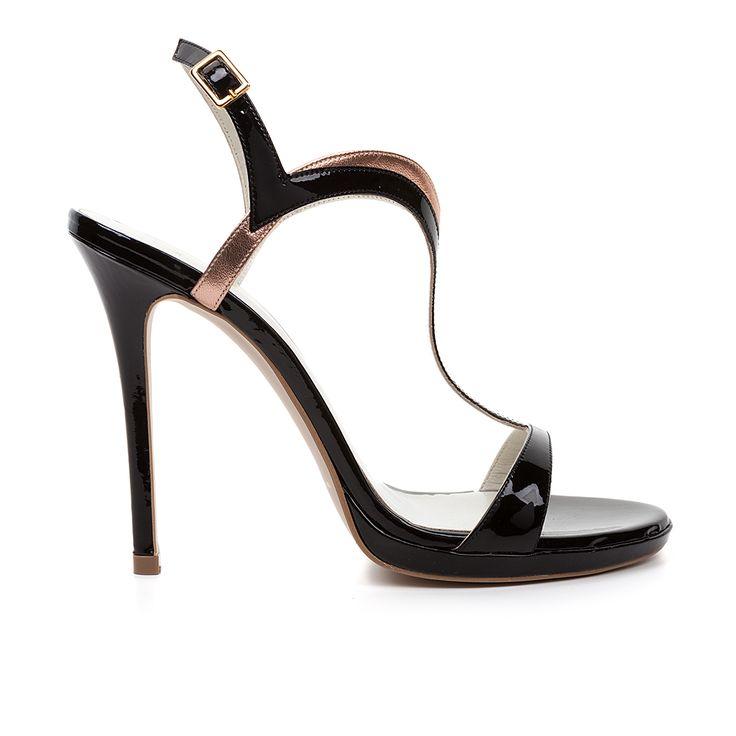 Code: 1008B08 Heel height: 10cm www.mourtzi.com
