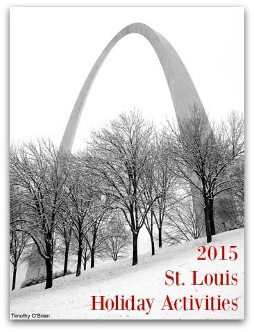 Keeping up with the Kiddos: 2015 St. Louis Holiday Events