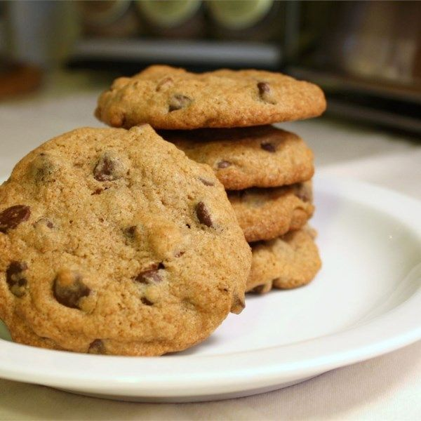 """Best Whole Wheat Chocolate Chippers 