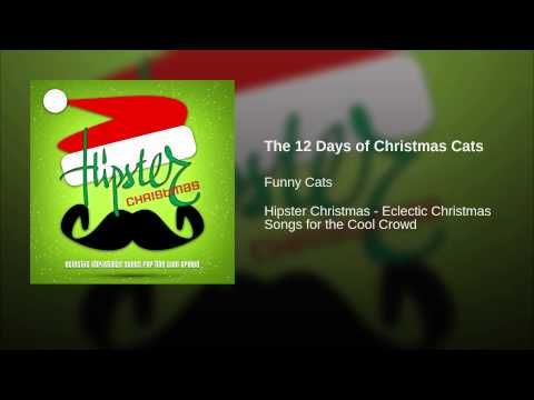 The 12 Days of Christmas Cats - YouTube