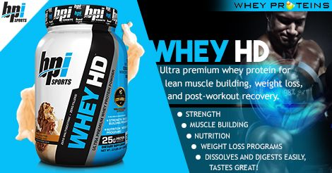 BPI Sports Best Protein is one of the Best Muscle Gainer Supplement.