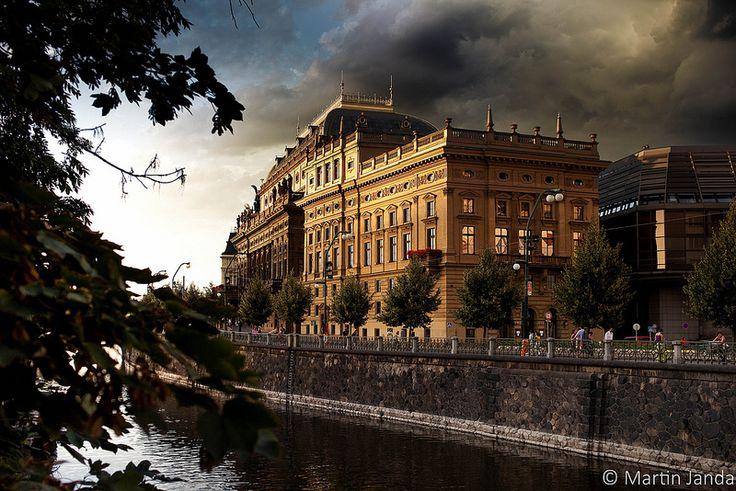 Národní divadlo / The National Theatre