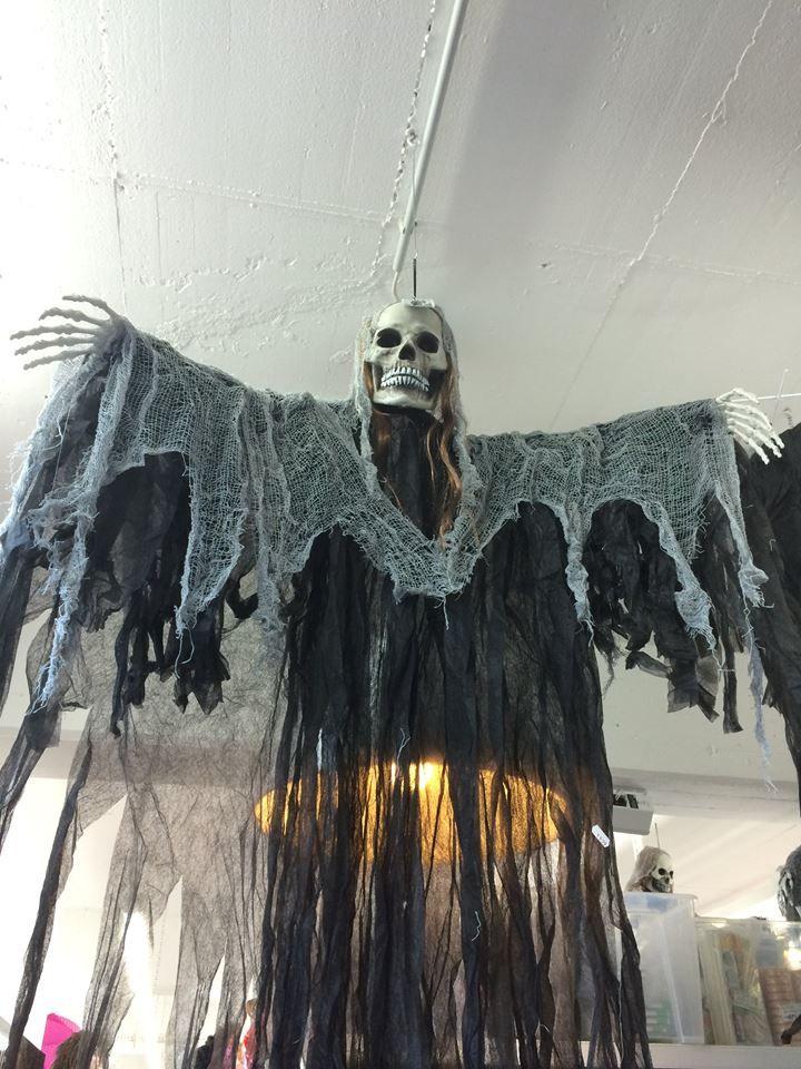 #geiste #Skelett #Halloweendecoration