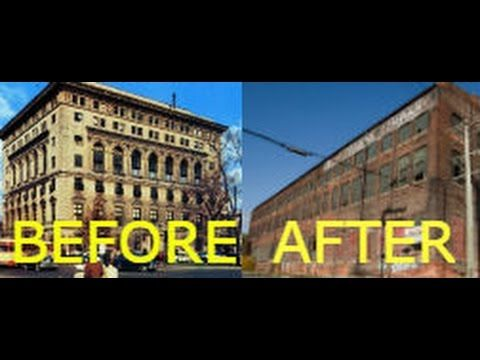 Detroit Before and After Blacks 1950Present  The Fall