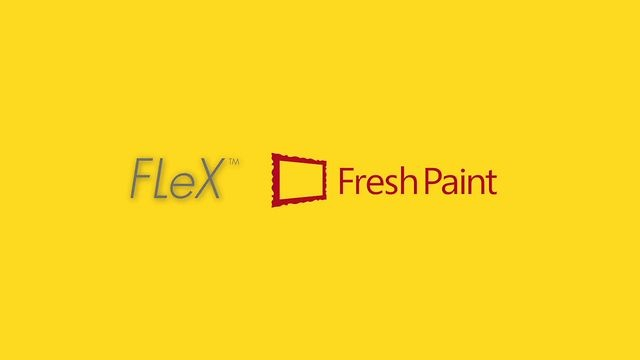 Nomad FLeX and Microsoft Fresh Paint by Don Lee. Artist Ryan Boyle uses the New Nomad Flex paintbrush with Microsoft's Fresh Paint App.