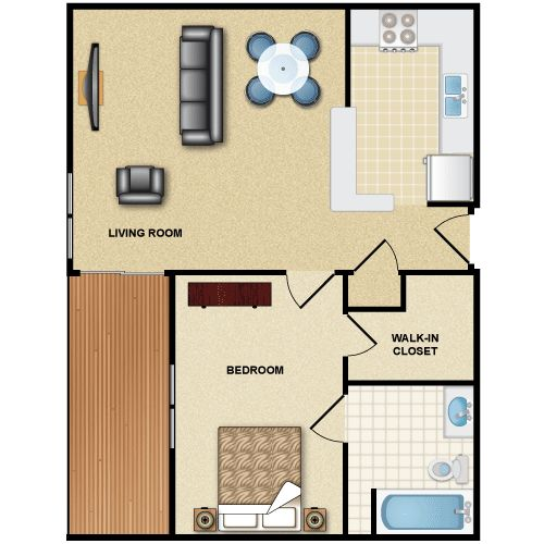 Law suite floor plans home plan 158 1251 floor plan house for 1br apartment design ideas