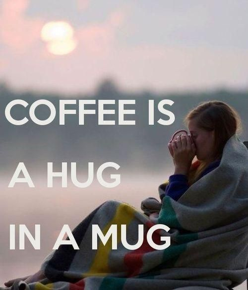 Let's hug it out.