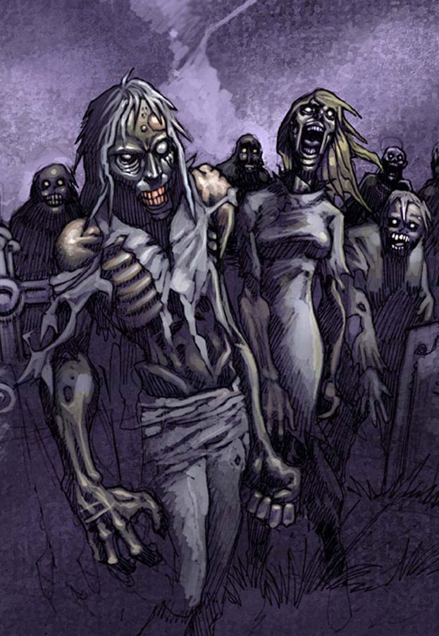 zombies by el-grimlock