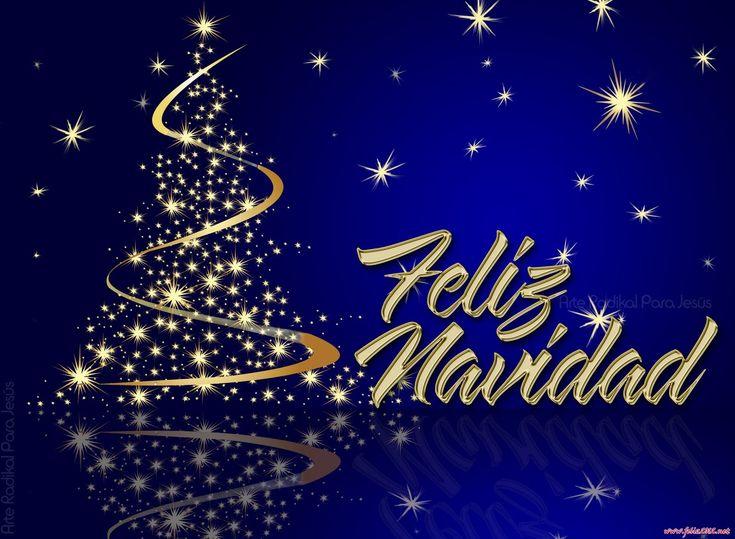 Las mejores postales de Navidad con buenos deseos | Imagenes y Frases para Facebook