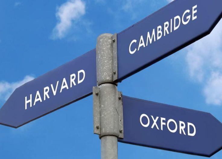Эти университеты заканчивали Чарльз Дарвин и Исаак Ньютон, Барак Обама и Индира Ганди. В них ковалась мировая политическая элита и всемирно известные бизнесмены. Здесь и