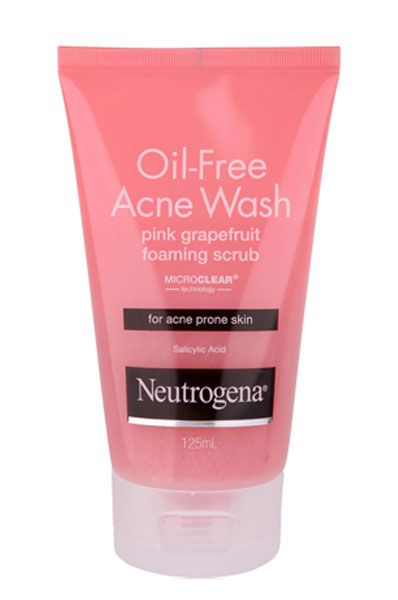 Neutrogena Oil-Free Acne Wash (4.2oz)