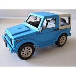 Suzuki 3D Model