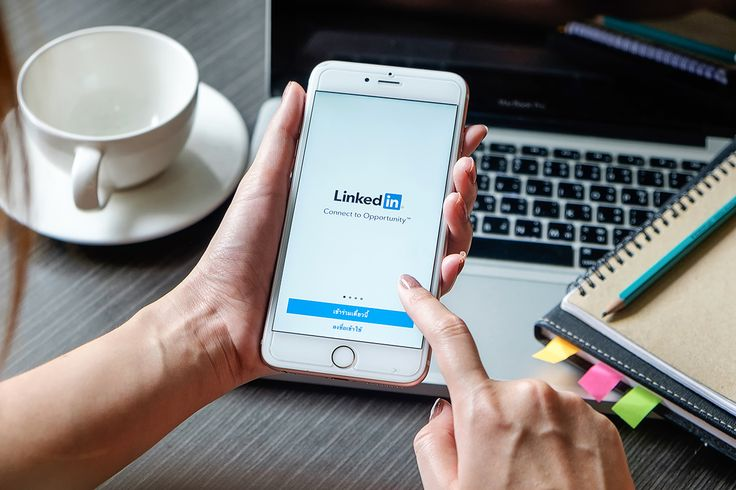 Using LinkedIn to promote your business.  #crazydomains #crazyblog