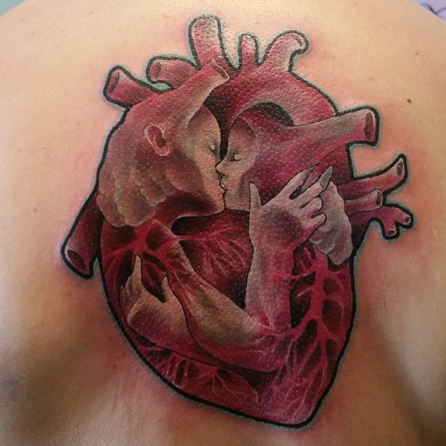 25 best ideas about anatomical heart tattoos on pinterest anatomical heart human heart. Black Bedroom Furniture Sets. Home Design Ideas
