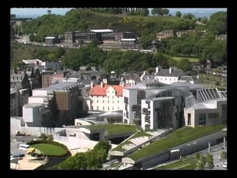 Building of the Scottish Parliament