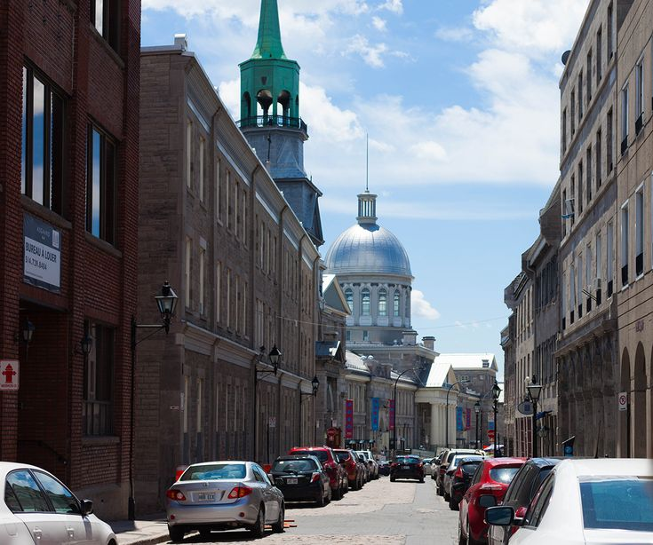 Montreal in the Summer City Guide