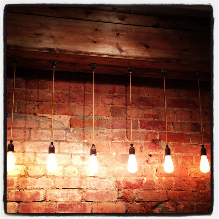 17 best images about lighting on pinterest exposed brick