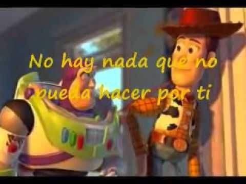 Toy story Yo soy tu amigo fiel letra - YouTube