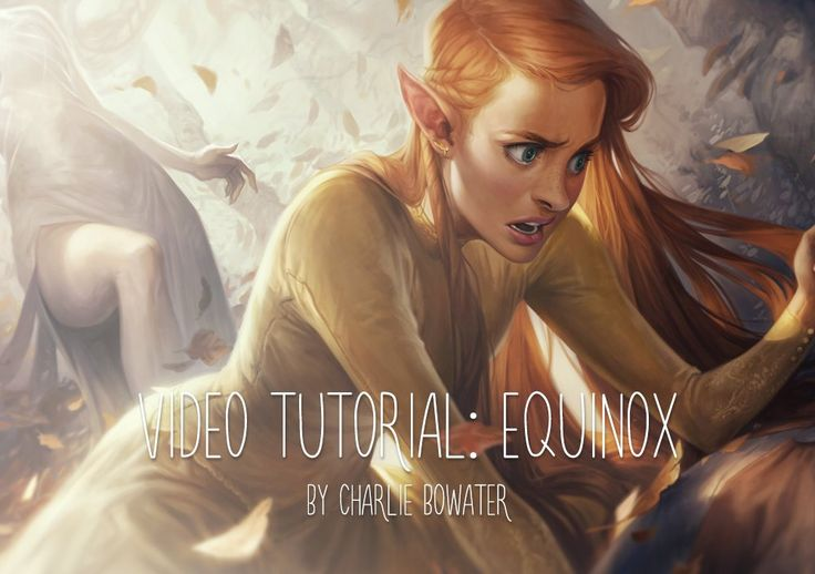 Equinox Video Tutorial by Charlie-Bowater on DeviantArt